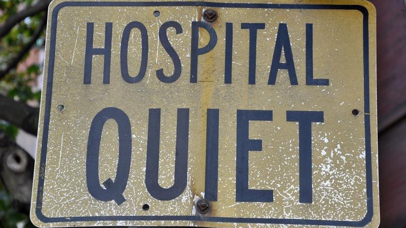 Hałas w szpitalach to powszechny problem