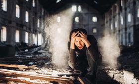 Zespół stresu pourazowego może dotknąć każdego