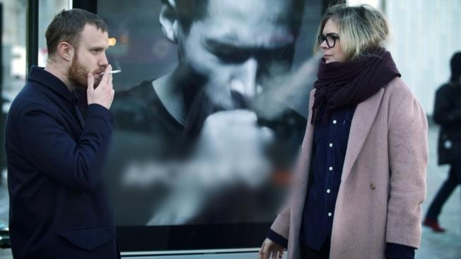 Kaszlący billboard? Szwedzka kampania przeciwko paleniu w miejscach publicznych