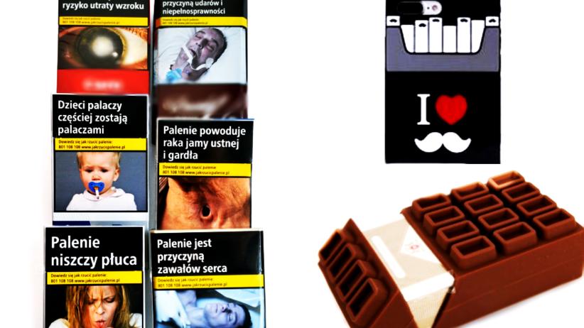 Palacze znaleźli sposób na unikanie drastycznych zdjęć na papierosach