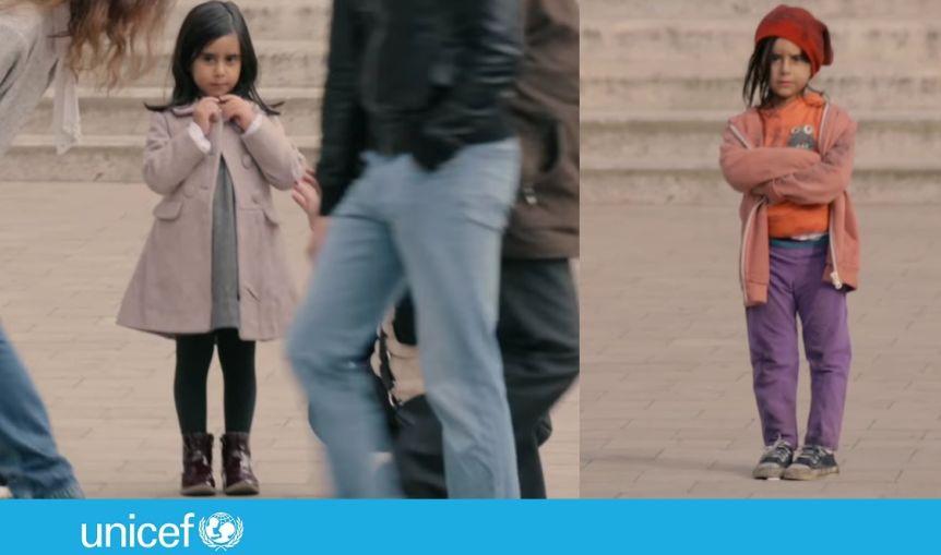 Eksperyment społeczny udowadnia, jak się traktuje uchodźców na ulicy