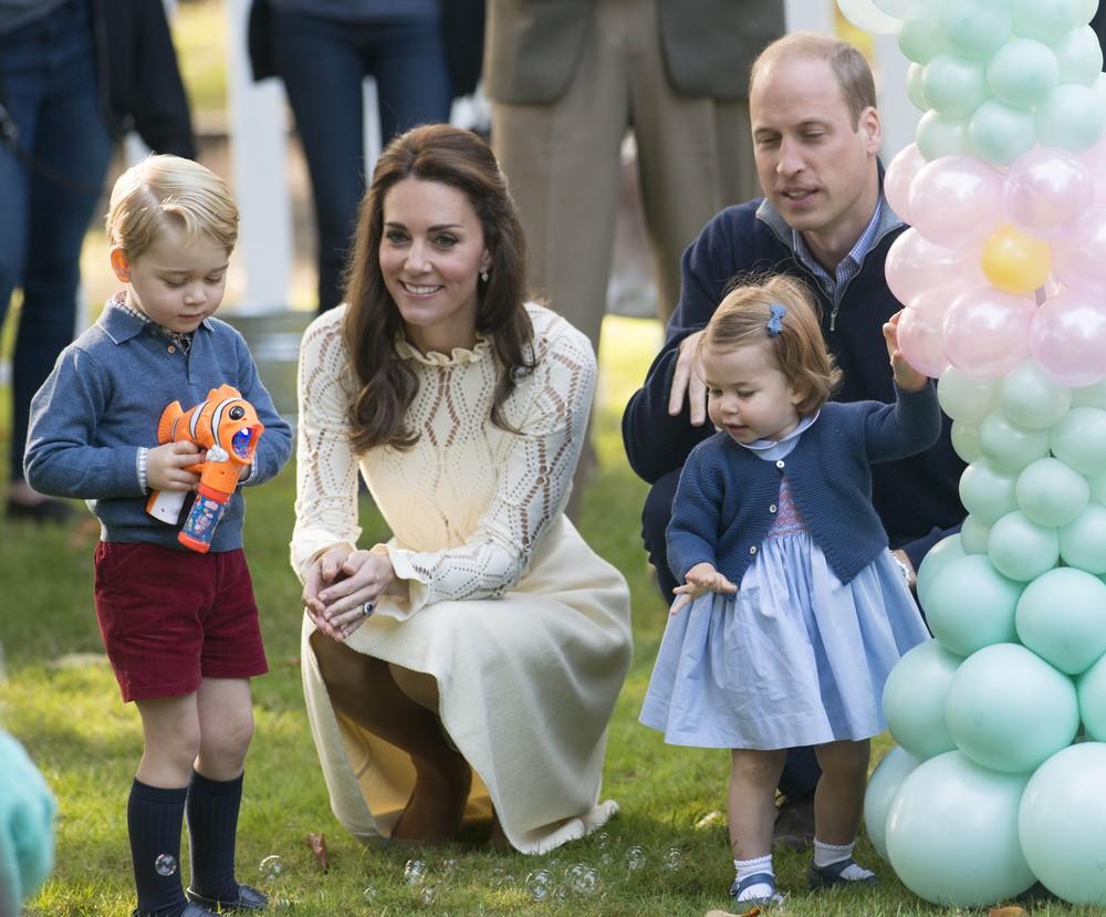 Książę William narzeka na problemy rodzicielskie