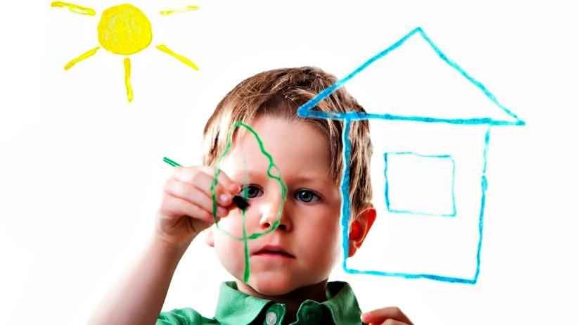 Rysunki 4-latków mogą zdradzić poziom ich inteligencji w wieku 14 lat