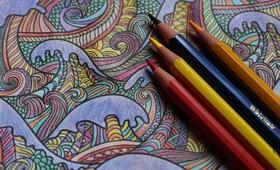Kolorowanki dla dorosłych, które pozwolą Ci się odstresować
