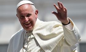 Sondaż Gallupa: Papież Franciszek najpopularniejszym liderem na świecie