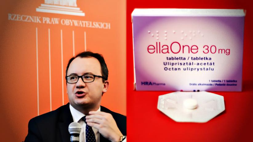 Rzecznik Praw Obywatelskich broni praw kobiet w sprawie dostępu do antykoncepcji