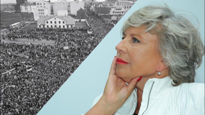 Protest w obronie prawa do aborcji? Krystyna Janda ma pomysł na strajk