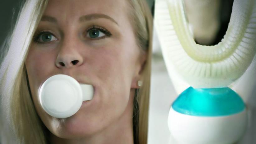 Nowa szczotka umyje Twoje zęby w 10 sekund i to bez szczotkowania!