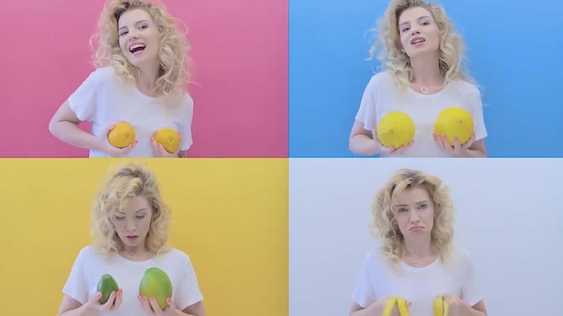 Od cytryn po skórki od banana. Jak się zmieniają kobiece piersi?