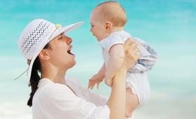 Dzieci do 3. roku życia w ogóle nie powinny się opalać - uważają eksperci