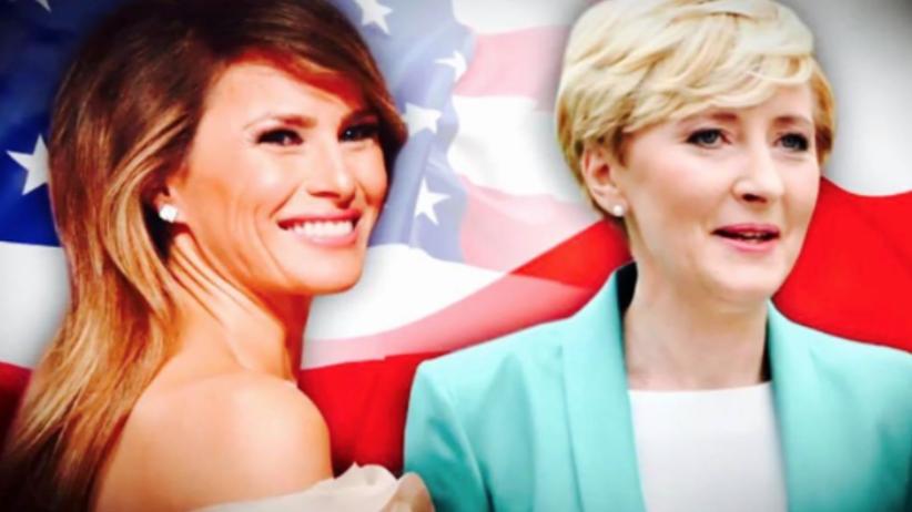Melania Trump czy Agata Duda? Urodę pierwszych dam ocenia chirurg plastyczny