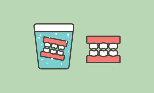 Protezy zębowe ruchome