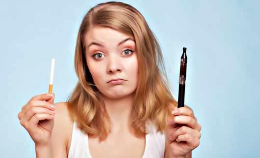 E-papierosy szkodzą mniej niż zwykłe? Sprawdzamy wyniki badań!