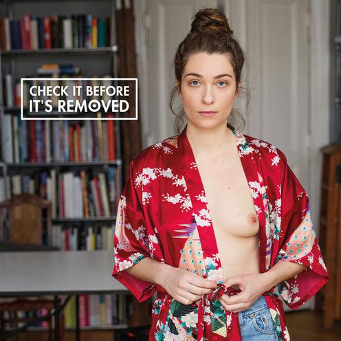 Sprawdź je, zanim zostaną usunięte - akcja nawołująca do samobadania piersi