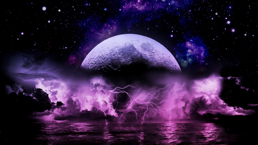 Przed nami burzowa pełnia. Spójrz w niebo po północy!
