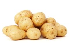 Okład z plasterka surowego ziemniaka