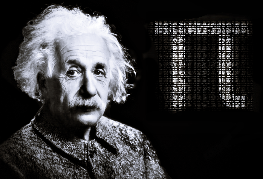 Dzień Liczby Pi - Urodziny Einsteina