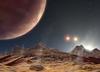 Odkryto nową planetę krążącą wokół trzech słońc