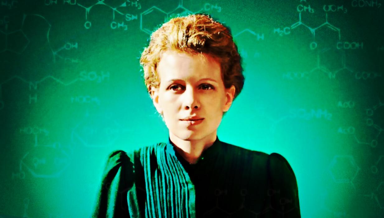 Maria Skłodowska-Curie. Radioaktywna geniuszka