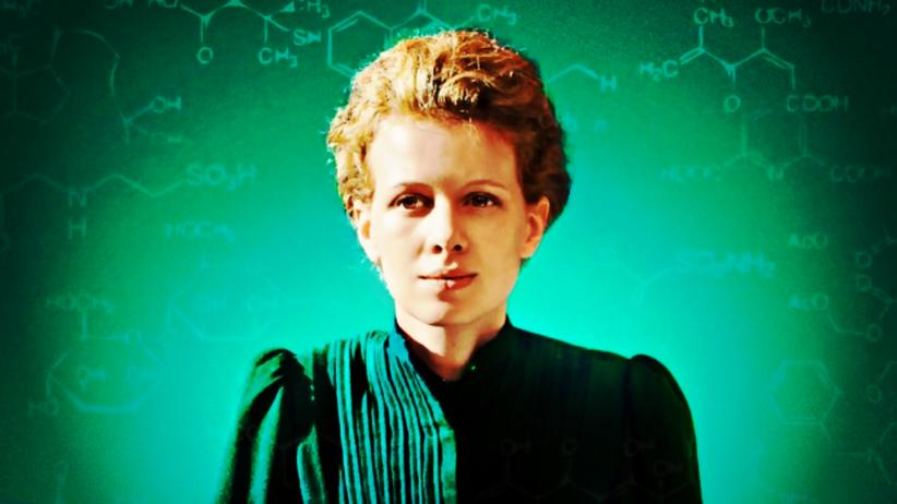 (Promienio)twórcza Maria Skłodowska-Curie