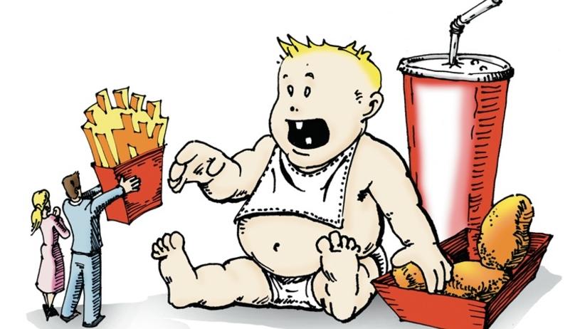 Nadwaga wśród dzieci sprzyja astmie