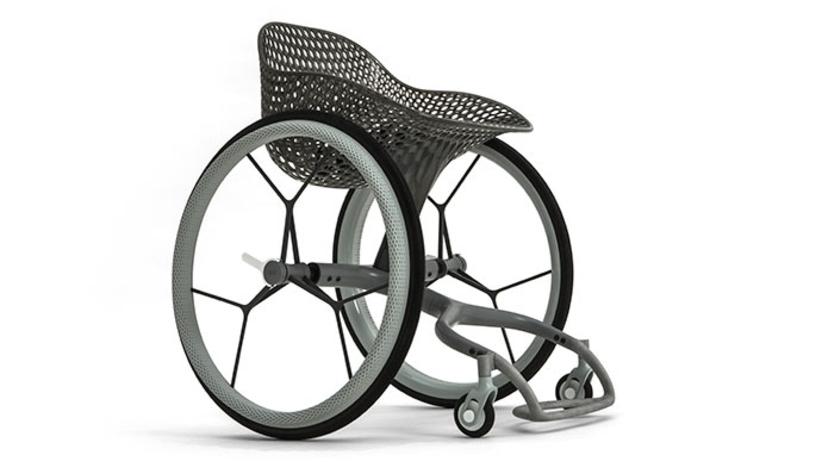 Wózek inwalidzki z drukarki 3D? To możliwe!