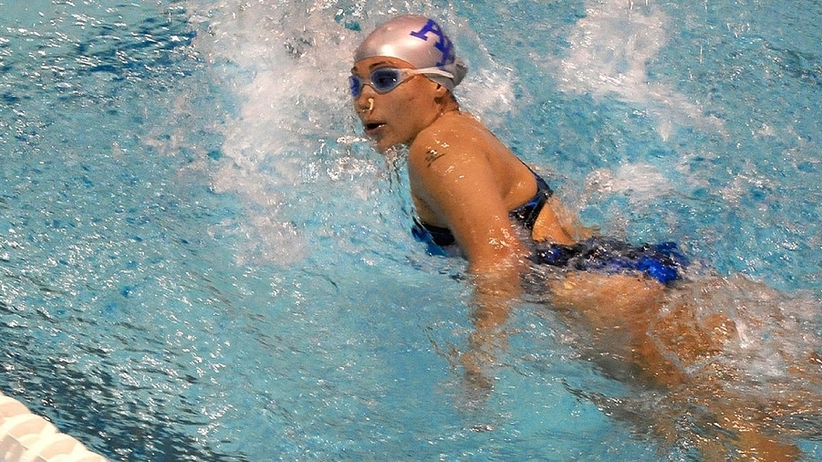 Pływanie - sposób na relaks, zdrowie i piękną sylwetkę