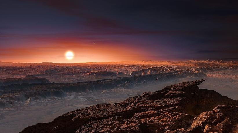 """Proxima b - nowa """"druga Ziemia"""", na której istnieje woda i... życie?"""
