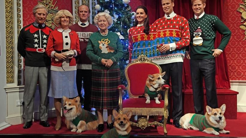 Rodzina królewska w świątecznych swetrach? Nietypowa akcja charytatywna