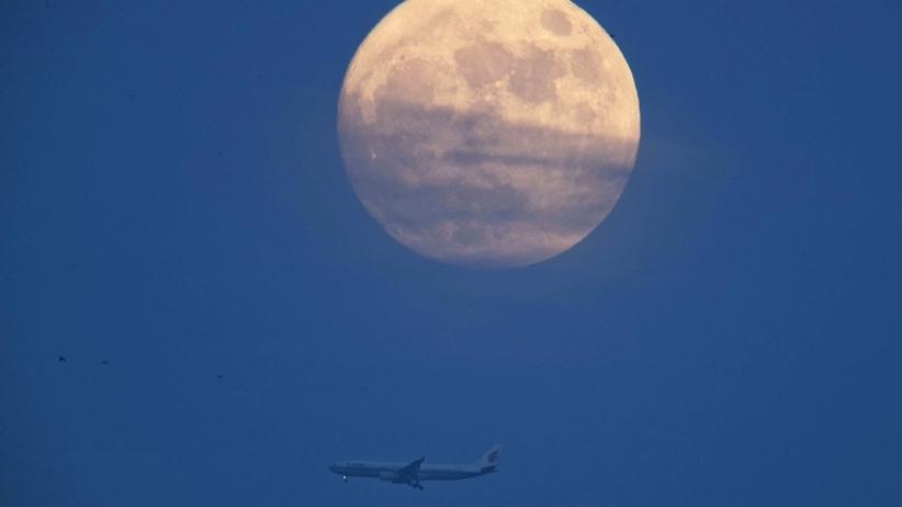 Pełnia księżyca i rój Geminidów - dlaczego nie dadzą nam spać?