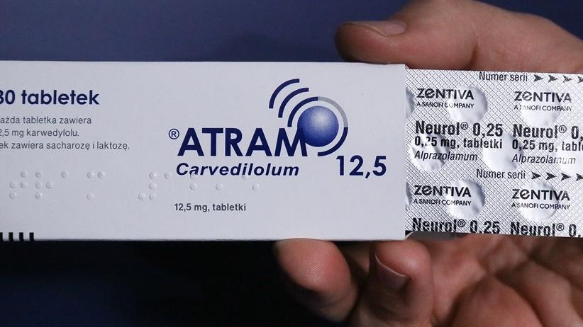 3 serie leku Atram wycofane przez dystrybutora