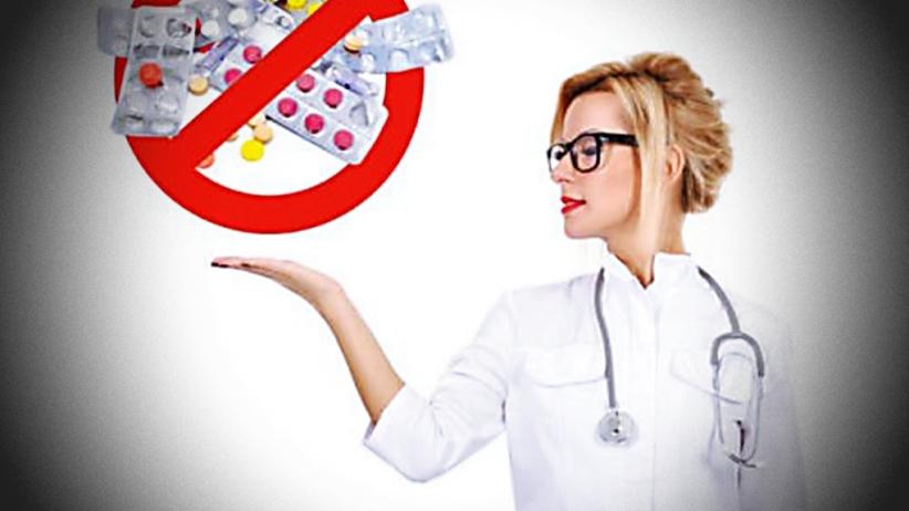 Uwaga na gumy Nicorette, antybiotyk Klacid i roztwór witaminy B1!