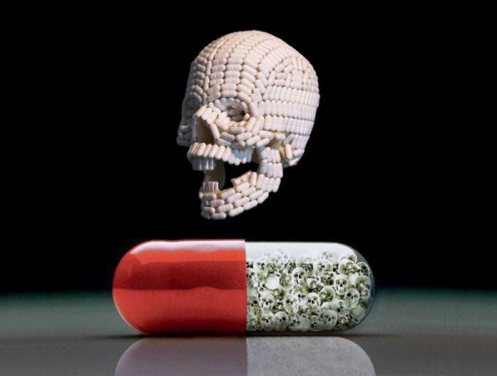 Od początku XXI wieku ilość zgonów z powodu nieprawidłowego stosowania leków przewyższyła już łączną sumę obu wojen światowych i wszystkich ofiar terroryzmu