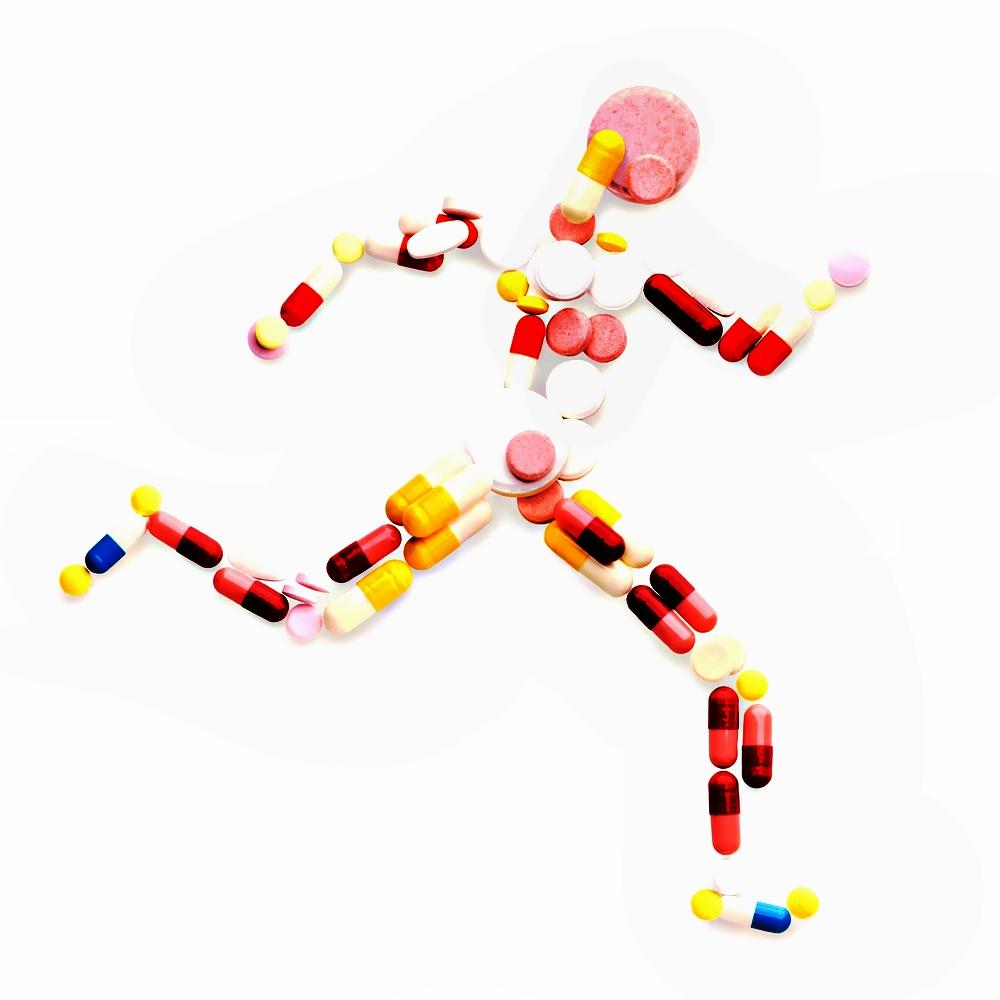 W suplementach diety są narkotyki! Szokujący raport NIK