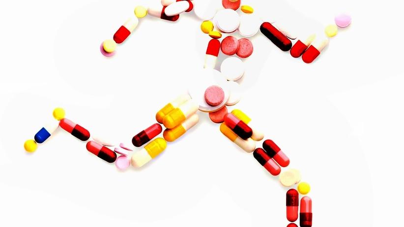 W suplementach diety są narkotyki? GIS reaguje na szokujący raport NIK