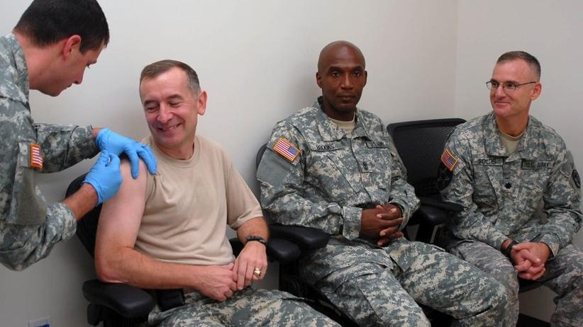 Pentagon chce stworzyć szczepionkę na biegunkę