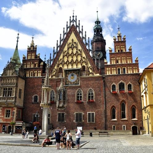 1. Wrocław