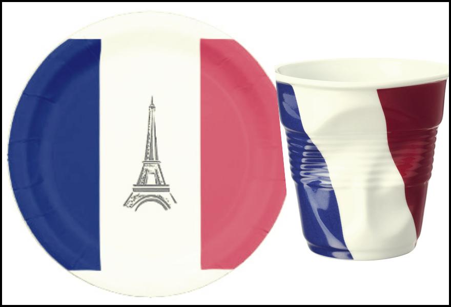 Francja zakazuje plastikowych opakowań żywności
