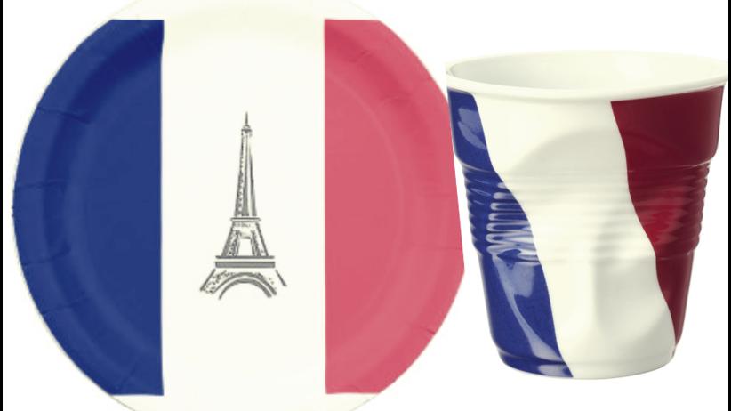 Francja zabrania stosowania plastikowych naczyń