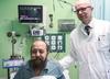 Pan Janusz miał dziurę w sercu. Wyjątkowa operacja uratowała mu życie