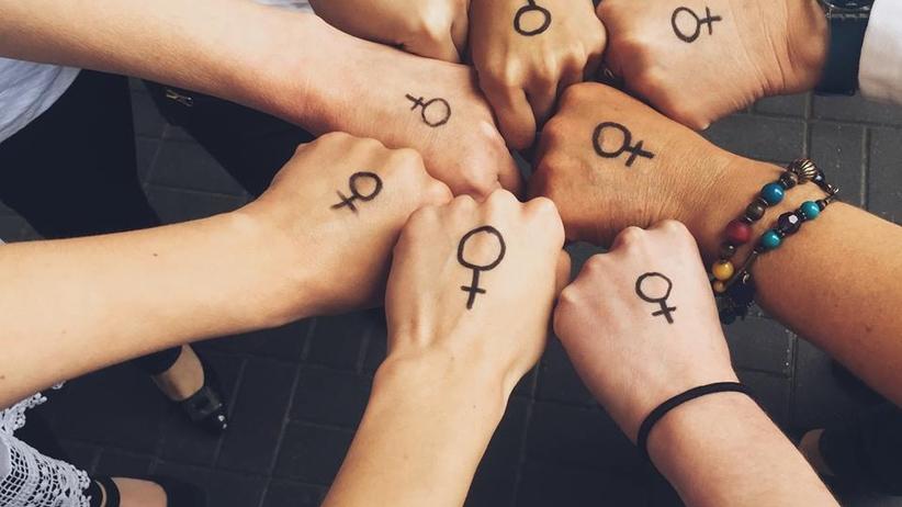 Od godności do wolności - marsz w obronie praw kobiet