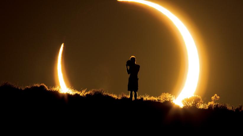 Dziś wyjątkowe zjawisko na niebie - obrączkowe zaćmienie słońca!