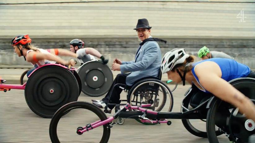 Yes, I can! Supermoc niepełnosprawnych uczestników paraolimpiady