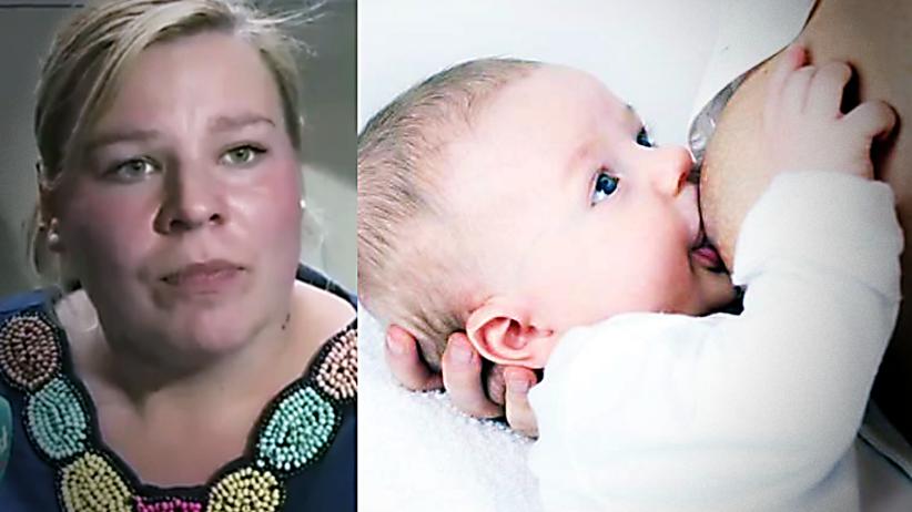 Wyrok sądu w sprawie matki karmiącej piersią w miejscu publicznym
