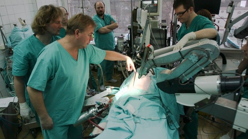 Robin Heart - polski robot, który zastąpi chirurga podczas operacji
