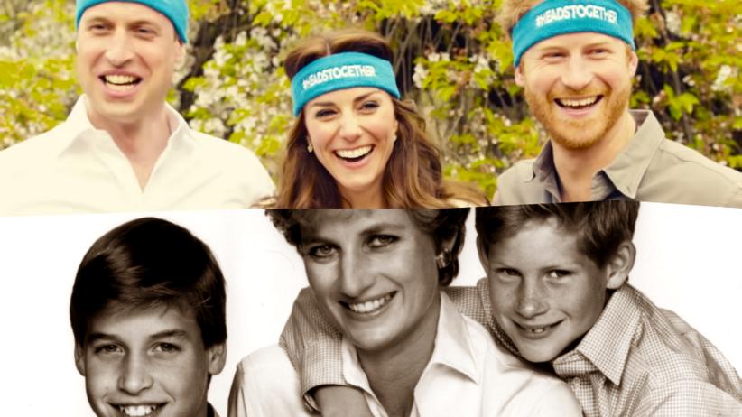 Wizyta w hospicjum i akcja Young Minds ku pamięci księżnej Diany