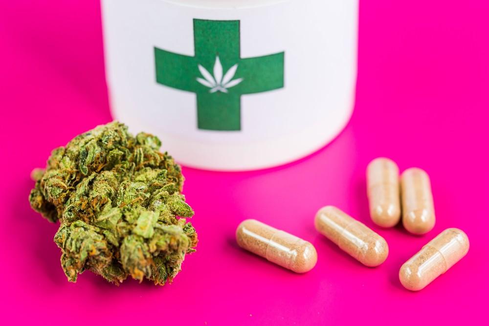 Medyczna marihuana, East News