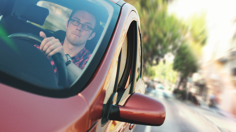 Kierowcy są bardziej narażeni na otyłość brzuszną