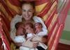 Trojaczki z Opola - takie noworodki zdarzają się raz na 200 mln!