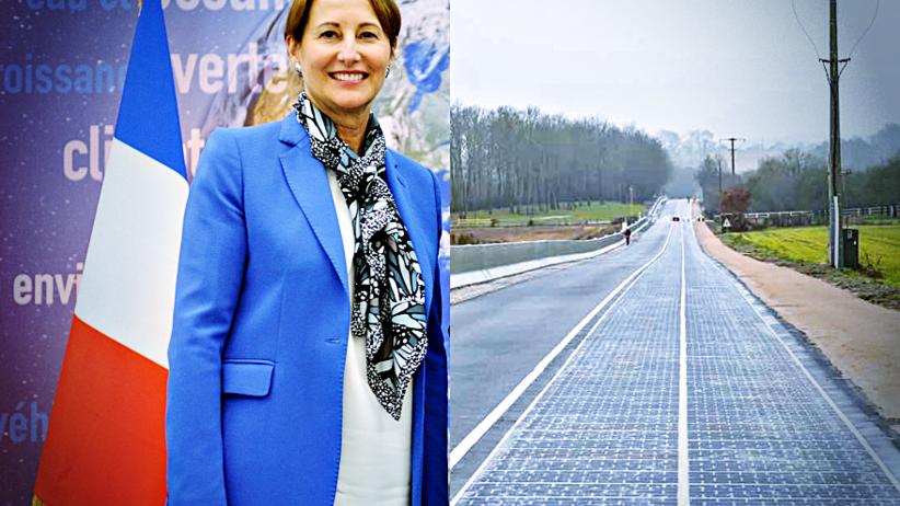 Francja: Pierwsza na świecie droga produkująca prąd. Będzie zdrowiej?